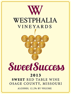 Sweet Success Wine